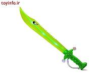 شمشیر چراغ دار سبز