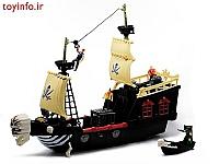 کشتی دزدان دریایی , اسباب بازی های ردباکس