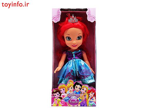 عروسک فشن 003 درون بسته بندی