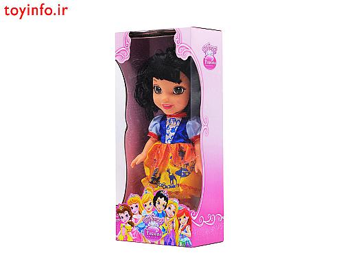 بسته بندی عروسک از زاویه جانبی