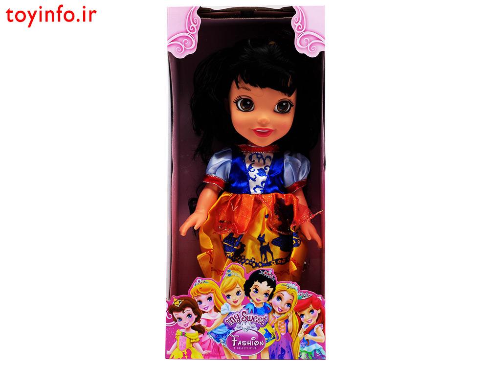 عروسک فشن 004