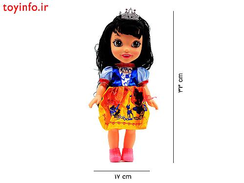 ابعاد عروسک فشن 004