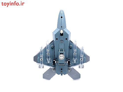 تصویر زیر جنگنده J10 طوسی