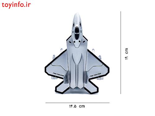 ابعاد جنگنده F22