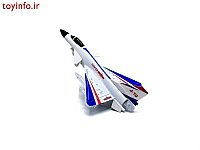 جنگنده J10 سفید