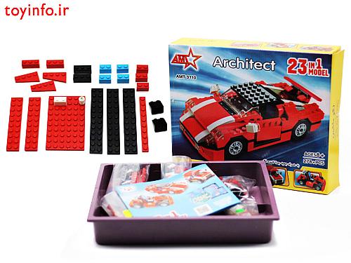لگو ماشین 23 مدل , جدید ترین اسباب بازی های پسرانه