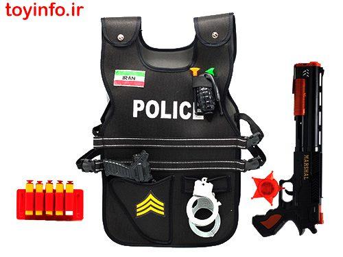 جلیقه پلیس