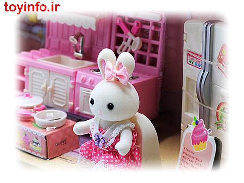 ست آشپزخانه عروسکی