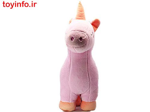 عروسک اسب یونی کورن