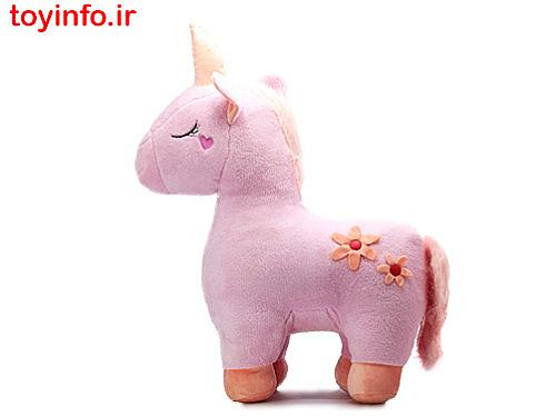 اسب عروسکی , اسب یونی کورن تک شاخ