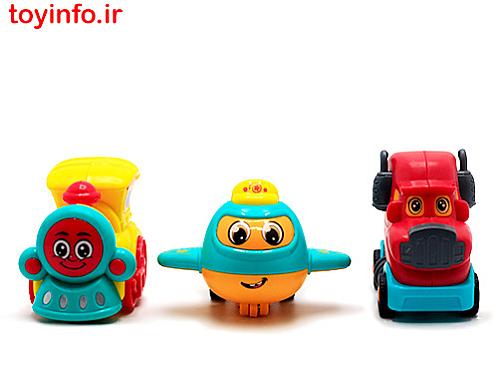 اسباب بازی قطار و هواپیما