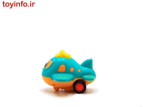 قطار هواپیمای فانتزی 001