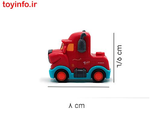 ابعاد کامیون فانتزی 001