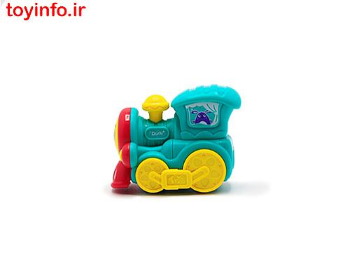 قطار نشکن آبی