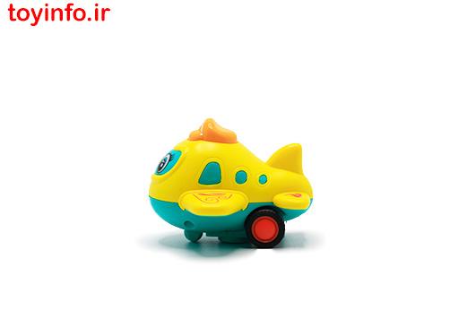 قطار هواپیمای فانتزی 002