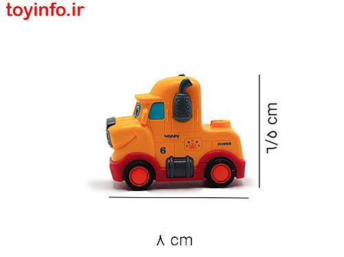 ابعاد کامیون فانتزی 002