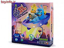 بازی فکری ماموریت فضایی