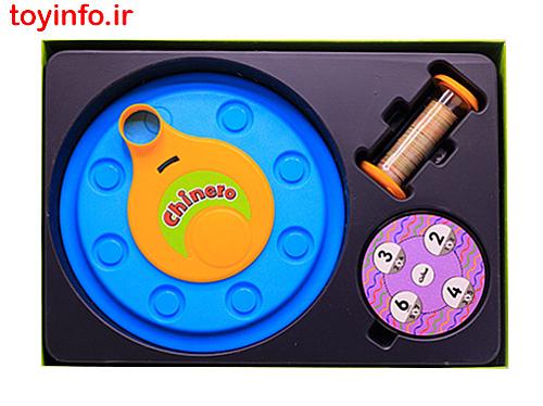 بازی چینرو برای کودکان و بزرگسالان