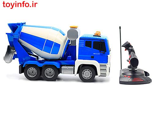 اسباب بازی کنترلی جدید, کامیون کنترلی
