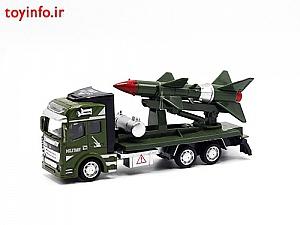 تریلی حمل موشک , اسباب بازی جدید پسرانه