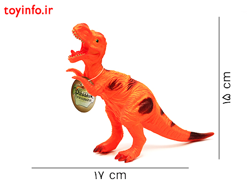 عروسک دایناسور سوتی