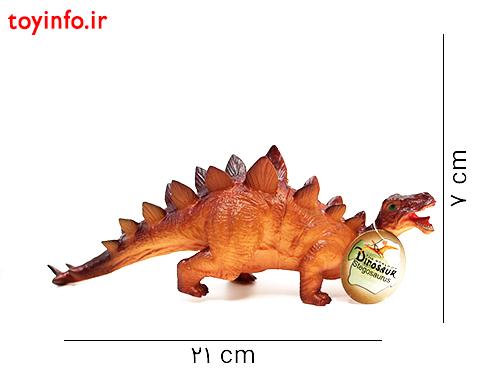 ابعاد دایناسور اسباب بازی , جدید ترین عروسک های دایناسور
