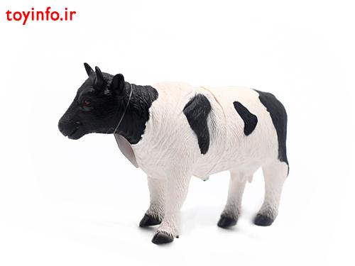 عروسک گاو مزرعه