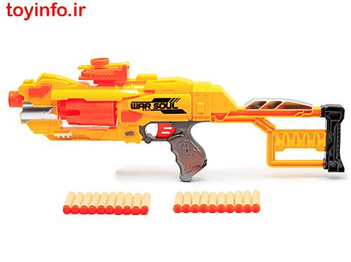 تفنگ بزرگ تیرفومی