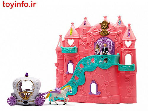 قصر عروسکی ردباکس