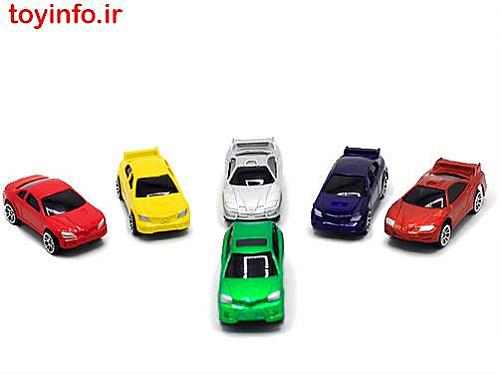 ست ماشین های فلزی موتورمکس