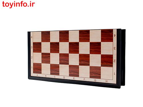 صفحه تاشو مغناطیسی شطرنج