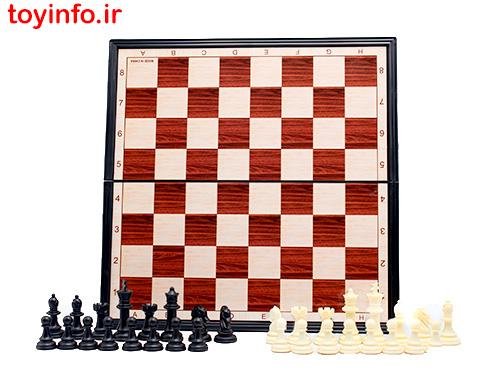 صفحه بازی شطرنج