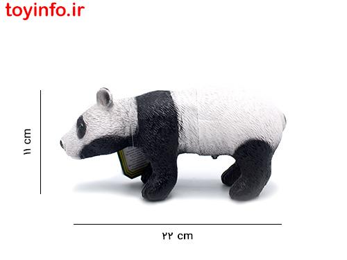 ابعاد خرس پاندا
