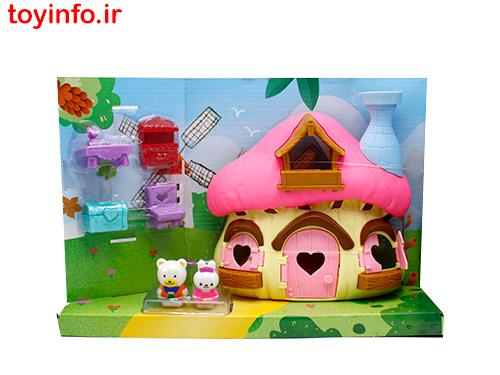 خونه قارچی