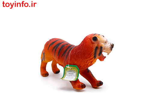 عروسک ببر از خانواده گربه سانان